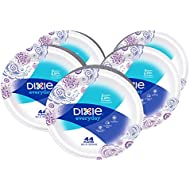 Dixie Everyday Paper Plates, 10 1/16 Inches, 44 Count...