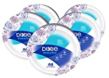 : Dixie Everyday Paper Plates, 10 1/16 Inches, 44 Count (Pack of 5) Designs may vary