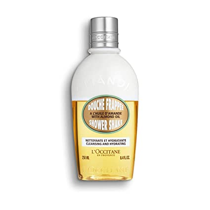 Amazon.com: Almond Shower Shake: Luxury Beauty
