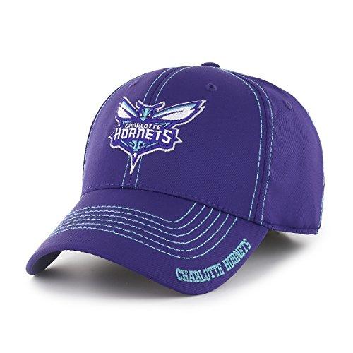s Adult Start Line Ots Center Stretch Fit Hat, Large/X-Large, Purple ()