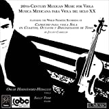 Twentieth%2DCentury Mexican Music for Vi