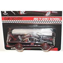 Hot Wheels 1966 BATMOBILE Redline Club Exclusive Limited Edition 1:64 Scale Die Cast Car