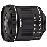 Canon ultra-wide-angle zoom lens EF-S10-18mm F4.5-5.6 IS STM APS-C corresponding EF-S10-18ISSTM