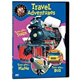 Real Wheels: Travel Adventures by Warner Home Video by Various