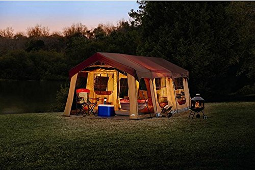 Buy cabin tents with screened porch