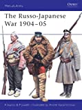 Front cover for the book The Russo-Japanese War 1904-05 by Alexei Ivanov