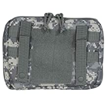 VooDoo Tactical 20-9324001000 Marksman Data Book Pouch
