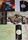 ALAN PARSONS PROJECT: Eye In The Sky & Pyramid (MINT- 2 ALBUM LOT)