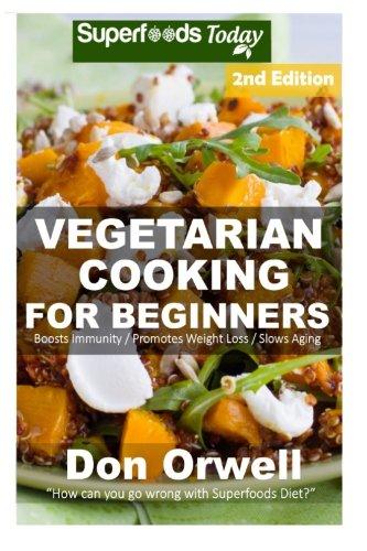 Vegetarian Cooking Beginners Healthy plans weight