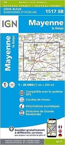 Livres gratuits en ligne Mayenne/Le Horps epub pdf