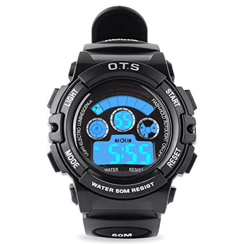 PALADA T833G Waterproof Digital Watches product image
