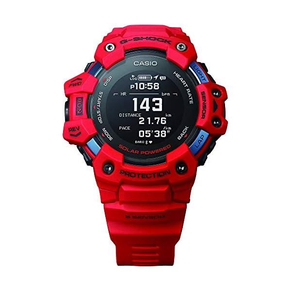 Casio G-Shock G-Squad - Reloj GBD-H1000-4ER, 2020 3