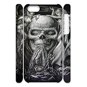 G-C-A-E7043400 3D Art Print Design Phone Back Case Customized Hard Shell Protection Iphone 5C