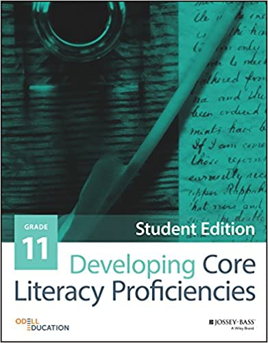 Amazon com: Developing Core Literacy Proficiencies, Grade 11