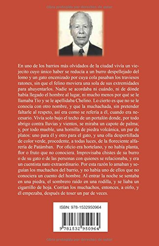 Cuentos de tio Chelino (Spanish Edition): Evodio Perez Castro: 9781532950964: Amazon.com: Books