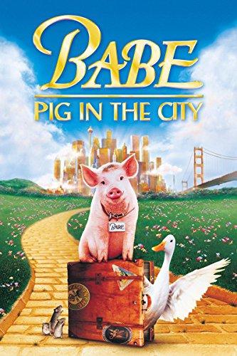 Schweinchen Babe in der großen Stadt Film