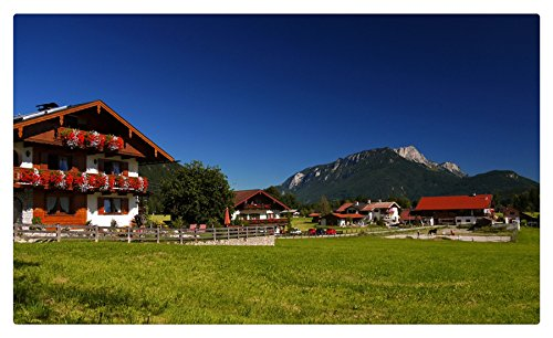 germany-houses-sky-bavaria-grass-berchtesgaden-cities-travel-sites-postcard-post-card