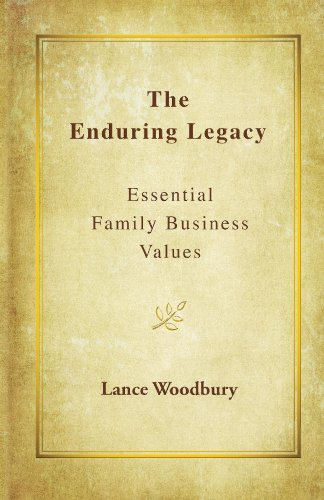 The Enduring Legacy: Essential Family Business Values