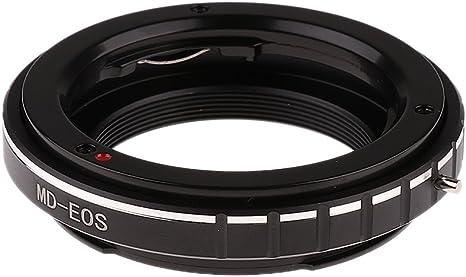 Minolta Md Mc Lens To Canon Eos Camera Body Macro Camera Photo