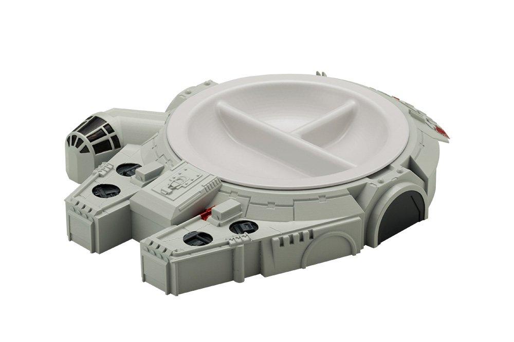 Lunch Plate Millenium Falcon