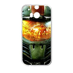 Halo War Spartan Cell Phone Case for HTC One M8
