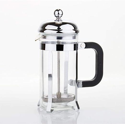 Cafetera, olla a presión francesa, filtro prensa de café prensado ...