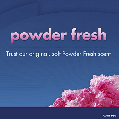 Secret Original Anti-Perspirant/Deodorant, Invisible Solid, Powder Fresh, 2.6 Ounces (Pack of 6) by Secret (Image #5)