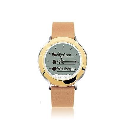 OOLIFENG Relojes Inteligentes Smartwatches con teléfono Monitoreo ...