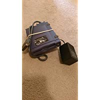 Iomega 100MB Ext Par Zip Drive Z100P2, P/N 04103600 (#6), adapter, cable