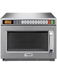 Panasonic 1200W Digital Commercial Microwave Oven, 120V, 0.6 ft³