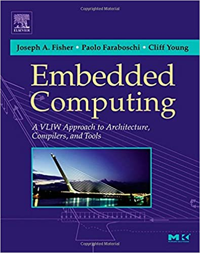 Embedded computing a vliw approach to architecture compilers and embedded computing a vliw approach to architecture compilers and tools 1st edition fandeluxe Images