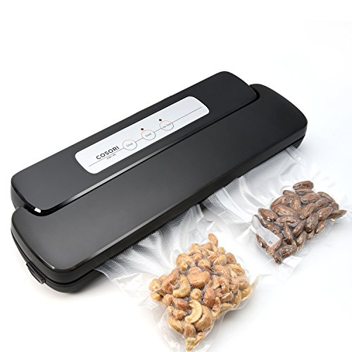 COSORI Automatic Vacuum Sealer Food Saver, One Touch Vacuum