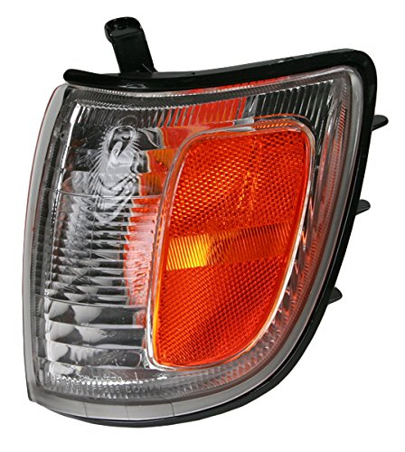 Side Marker Corner Parking Light Turn Signal Driver Left LH for 99-02 - Signal Lh Light Turn Marker