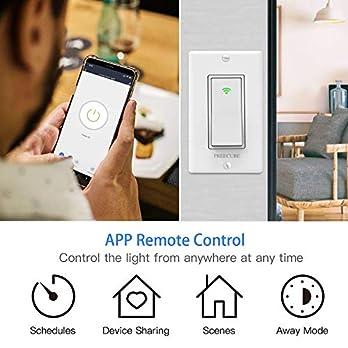 Smart Switch Work with Alexa
