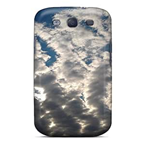 BretPrice Galaxy S3 Well-designed Hard Case Cover Altocumulus Protector by supermalls