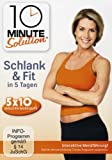 10 Minute Solution - Schlank & Fit in 5 Tagen [DVD]