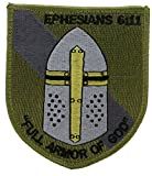 Ephesians 6:11 Full Armor of God Morale Patch (OCP Scorpion)