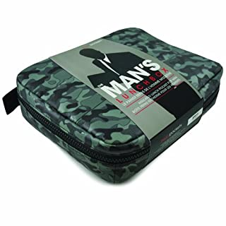Koko FreshPocket Insulated Man's Lunchbox, Camouflage (B005H0SP8M) | Amazon price tracker / tracking, Amazon price history charts, Amazon price watches, Amazon price drop alerts