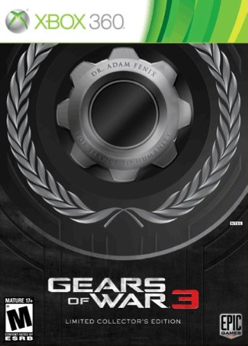 Gears War Limited Xbox 360 product image