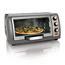 Hamilton-Beach 31126C 6 Slice Easy Reach Toaster Oven