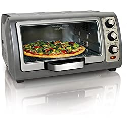 Hamilton Beach (31126) Toaster Oven, Convection Oven, Easy Reach