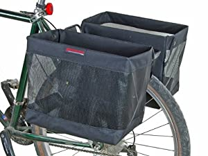 Amazon Com Bushwhacker Omaha Bicycle Grocery Pannier