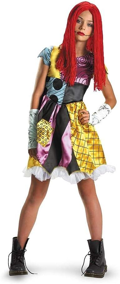 Tween Nightmare Before Christmas Sally Costume