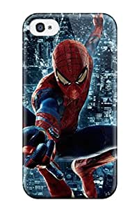 Keyi chrissy Rice's Shop High-end Case Cover Protector For Iphone 4/4s(the Amazing Spider-man 111)