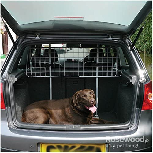Mesh Car Headrest Dog Guard Wall Barrier Grill For Volkswagen Arteon 2017