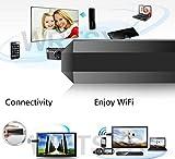 Wireless WLAN LAN Adapter, Northbear 300M USB TV