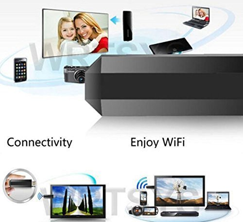 apter, Northbear 300M USB TV Wireless Wi-Fi Adapter for Samsung Smart TV WIS12ABGNX WIS09ABGN ()