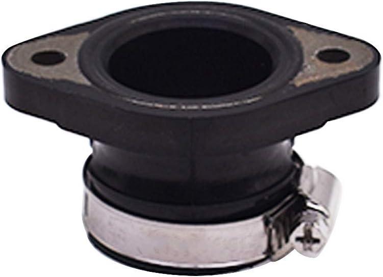 labwork Intake Manifold Carburetor Boot Carb Intake Manifold Boot w//Clamp Fit for Polaris Xplorer 300 1996-1999