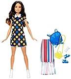 Barbie Fashion Brunette Doll