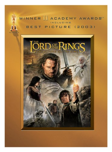Lord of the Rings: The Return of the King (DVD) (WS) (Oscar O-Sleeve)